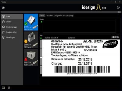 iDesign Software LAINK CHILE - LEIBINGER - MACSA ID - BLUHM WEBER